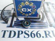 Подшипник   619-5ZZ 5x13x4 CX - TDPS66.RU
