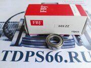 Подшипник    618-9 ZZ  9x17x5 FBJ -TDPS66.RU