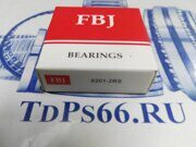 Подшипник 6201-2RS  FBJ   -TDPS66.RU