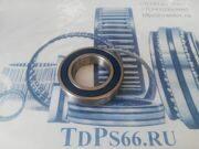 Подшипник 100 серии  6007 2RS   GPZ -TDPS66.RU