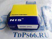 Подшипник    6005 2RS NIS-TDPS66.RU