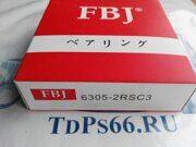 Подшипник  6305 2RSC3    FBJ -TDPS66.RU