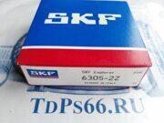 Подшипник  6305 2Z   SKF -TDPS66.RU