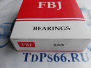 Подшипник  6305     FBJ -TDPS66.RU