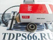 Подшипник   625 2RS 5x16x5 FBJ-TDPS66.RU