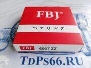 Подшипник  6907 ZZ  FBJ -TDPS66.RU