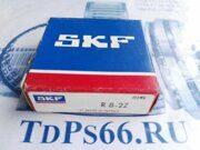 Подшипник           R8 2Z SKF - TDPS66.RU