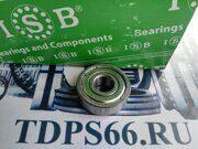 Подшипник  629 ZZ  ISB -TDPS66.RU