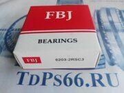 Подшипник     6203 2RSC3 FBJ -TDPS66.RU
