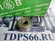 Подшипник  637 ZZ ISB -TDPS66.RU