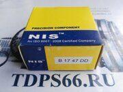 Подшипник B 1747 DD NIS - TDPS66.RU