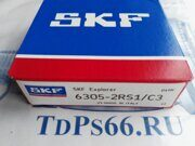 Подшипник  6305 2RS1C3   SKF -TDPS66.RU