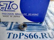 Подшипник         MR126 2Z EZO- TDPS66.RU