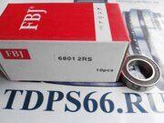 Подшипник FBJ 6801 2RS  -TDPS66.RU