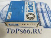 Подшипник     62203-2RS DPI -TDPS66.RU