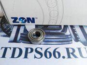 Подшипник    697 ZZ 7x17x5 ZEN -TDPS66.RU