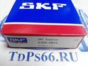 Подшипник  SKF   6305-2RS1   - TDPS66.RU