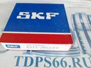 Подшипник 6211 -2RS1-C3 SKF-TDPS66.RU