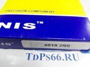 Подшипник    6818 2RS  NIS - TDPS66.RU