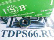 Подшипник     619-8 2RS 8x19x6 ISB -TDPS66.RU