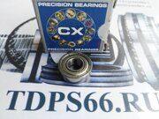 Подшипник     619-8 ZZ 8x19x6 CX  -TDPS66.RU