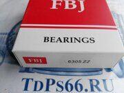 Подшипник  6305 ZZ FBJ -TDPS66.RU