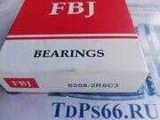 Подшипник     6208 2RSC3  FBJ -TDPS66.RU