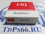 Подшипник  6204-2RS  FBJ   -TDPS66.RU