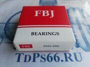 Подшипник     6204 2RS  FBJ -TDPS66.RU