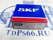 Подшипник  SKF   6203-2Z - TDPS66.RU