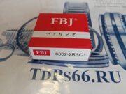 Подшипник  шариковый 6002 2RSC3  FBJ -TDPS66.RU