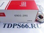 Подшипник FBJ 6901 2RS -TDPS66.RU