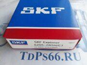 Подшипник     6205 2RSHC3 SKF -TDPS66.RU