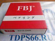 Подшипник    6310 ZNR FBJ-TDPS66.RU