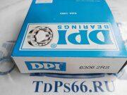 Подшипник  6306 2RS  DPI -TDPS66.RU
