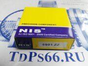 Подшипник    6901 ZZ  NIS - TDPS66.RU