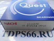 Подшипник    6310ZZ NACHI -TDPS66.RU