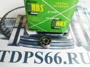 Подшипник    694 4x11x4 NBS-TDPS66.RU