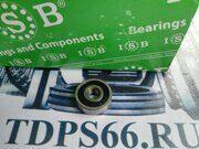 Подшипник   625 2RS 5x16x5 ISB-TDPS66.RU