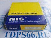 Подшипник  6309 ZZ NIS -TDPS66.RU