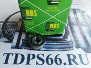 Подшипник    697 2RS 7x17x5 NBS - TDPS66.RU