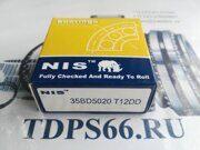 Подшипник 35BD5020 NIS - TDPS66.RU