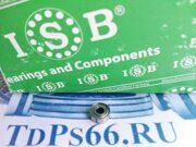 Подшипник         MR93 ZZ ISB- TDPS66.RU