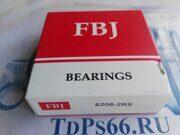 Подшипник     6206 2RS  FBJ -TDPS66.RU