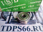 Подшипник  638 ZZ ISB -TDPS66.RU