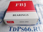 Подшипник  6304 2RS FBJ -TDPS66.RU