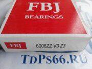 Подшипник  6006 ZZV3C3 FBJ -TDPS66.RU