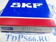 Подшипник  SKF   6211-2RS1 - TDPS66.RU