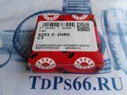 Подшипник       6201 2HRS C3 FAG-TDPS66.RU