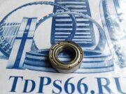 Подшипник   1000800 2Z GPZ-TDPS66.RU
